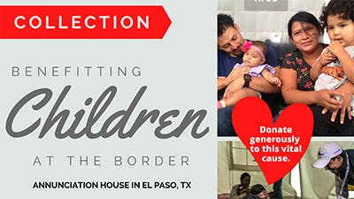 Collection Benefitting Children at the Border
