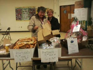 As part of the Fundraising Committee, Sr. Connie helps to provide resources for the parish religious education program.