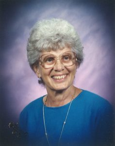Sister Frances Calhoun (Deceased 6/29/20)